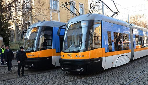 търг за трамваи