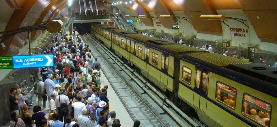 охрана на софийското метро